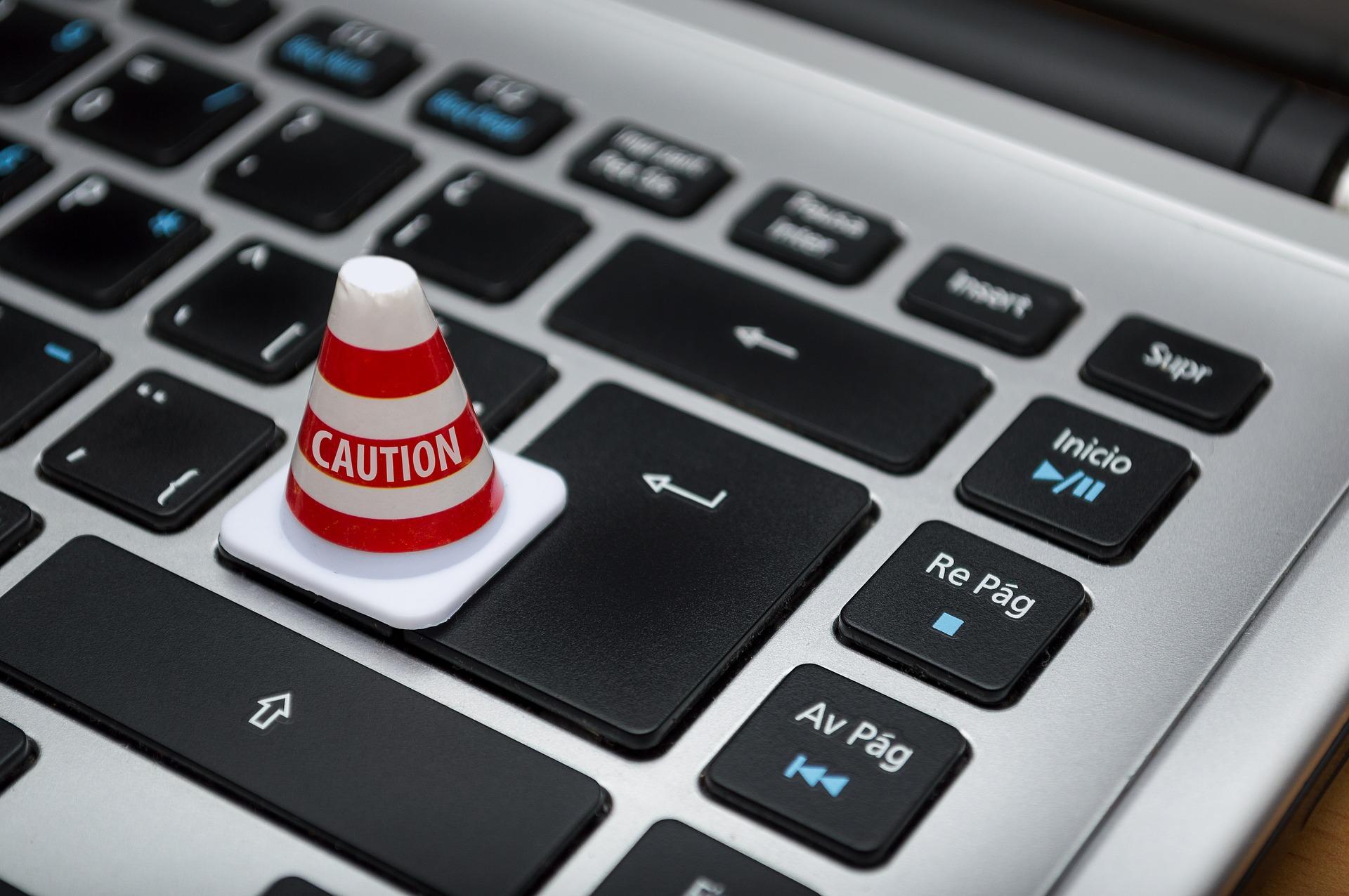 naruszenie bezpieczeństwa danych osobowych